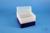 EPPi® Box 128 / 8x8 Löcher, violett, Höhe 128 mm fix, alpha-num. Codierung,...