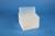 EPPi® Box 128 / 8x8 Löcher, weiss, Höhe 128 mm fix, alpha-num. Codierung, PP....