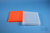 EPPi® Box 32 / 12x12 konische Löcher, neon-orange, Höhe 32 mm fix, alpha-num....