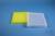 EPPi® Box 32 / 12x12 konische Löcher, neon-gelb, Höhe 32 mm fix, alpha-num....