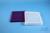 EPPi® Box 32 / 12x12 konische Löcher, violett, Höhe 32 mm fix, alpha-num....