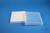 EPPi® Box 32 / 12x12 konische Löcher, weiss, Höhe 32 mm fix, alpha-num....