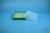 EPPi® Box 37 / 10x10 Löcher, grün, Höhe 37 mm fix, alpha-num. Codierung, PP....