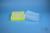 EPPi® Box 37 / 10x10 Löcher, neon-gelb, Höhe 37 mm fix, alpha-num. Codierung,...