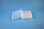 EPPi® Box 45 / 10x10 Löcher, transparent, Höhe 45-53 mm variabel, alpha-num....
