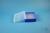 EPPi® Box 45 / 10x10 Löcher, neon-blau, Höhe 45-53 mm variabel, alpha-num....