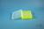EPPi® Box 45 / 10x10 Löcher, neon-gelb, Höhe 45-53 mm variabel, alpha-num....