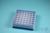 EPPi® Box 45 / 7x7 Löcher, blau, Höhe 45-53 mm variabel, alpha-num....