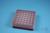 EPPi® Box 45 / 7x7 Löcher, rot, Höhe 45-53 mm variabel, alpha-num. Codierung,...