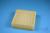EPPi® Box 45 / 7x7 Löcher, gelb, Höhe 45-53 mm variabel, alpha-num....