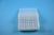 EPPi® Box 45 / 8x8 Löcher, transparent, Höhe 45-53 mm variabel, alpha-num....