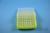 EPPi® Box 45 / 8x8 Löcher, neon-gelb, Höhe 45-53 mm variabel, alpha-num....