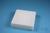 EPPi® Box 45 / 8x8 Löcher, weiss, Höhe 45-53 mm variabel, alpha-num....