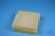 EPPi® Box 45 / 8x8 Löcher, gelb, Höhe 45-53 mm variabel, alpha-num....