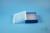 EPPi® Box 50 / 10x10 Löcher, blau, Höhe 52 mm fix, alpha-num. Codierung, PP....