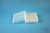 EPPi® Box 50 / 10x10 Löcher, transparent, Höhe 52 mm fix, alpha-num....