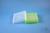 EPPi® Box 50 / 10x10 Löcher, neon-grün, Höhe 52 mm fix, alpha-num. Codierung,...