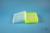 EPPi® Box 50 / 10x10 Löcher, neon-gelb, Höhe 52 mm fix, alpha-num. Codierung,...
