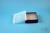 EPPi® Box 50 / 10x10 Löcher, violett, Höhe 52 mm fix, alpha-num. Codierung,...