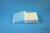 EPPi® Box 50 / 10x10 Löcher, weiss, Höhe 52 mm fix, alpha-num. Codierung, PP....