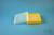 EPPi® Box 50 / 10x10 Löcher, gelb, Höhe 52 mm fix, alpha-num. Codierung, PP....