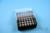 EPPi® Box 50 / 7x7 Löcher, schwarz, Höhe 52 mm fix, alpha-num. Codierung, PP....