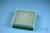 EPPi® Box 50 / 7x7 Löcher, grün, Höhe 52 mm fix, alpha-num. Codierung, PP....
