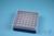 EPPi® Box 50 / 7x7 Löcher, violett, Höhe 52 mm fix, alpha-num. Codierung, PP....