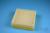 EPPi® Box 50 / 7x7 Löcher, gelb, Höhe 52 mm fix, alpha-num. Codierung, PP....