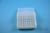 EPPi® Box 50 / 8x8 Löcher, transparent, Höhe 52 mm fix, alpha-num. Codierung,...