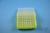 EPPi® Box 50 / 8x8 Löcher, neon-gelb, Höhe 52 mm fix, alpha-num. Codierung,...