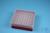 EPPi® Box 50 / 8x8 Löcher, rot, Höhe 52 mm fix, alpha-num. Codierung, PP....