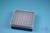 EPPi® Box 50 / 8x8 Löcher, violett, Höhe 52 mm fix, alpha-num. Codierung, PP....