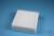 EPPi® Box 50 / 8x8 Löcher, weiss, Höhe 52 mm fix, alpha-num. Codierung, PP....