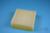 EPPi® Box 50 / 8x8 Löcher, gelb, Höhe 52 mm fix, alpha-num. Codierung, PP....