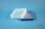 EPPi® Box 61 / 10x10 Löcher, blau, Höhe 61 mm fix, alpha-num. Codierung, PP....