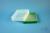 EPPi® Box 61 / 10x10 Löcher, grün, Höhe 61 mm fix, alpha-num. Codierung, PP....