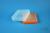 EPPi® Box 61 / 10x10 Löcher, neon-orange, Höhe 61 mm fix, alpha-num....