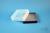 EPPi® Box 61 / 10x10 Löcher, violett, Höhe 61 mm fix, alpha-num. Codierung,...