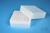 EPPi® Box 67 / 10x10 Löcher, transparent, Höhe 67 mm fix, alpha-num....