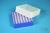 EPPi® Box 67 / 7x7 Löcher, neon-blau, Höhe 67 mm fix, alpha-num. Codierung,...
