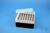 EPPi® Box 70 / 7x7 Löcher, schwarz, Höhe 70-80 mm variabel, alpha-num....