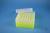 EPPi® Box 70 / 7x7 Löcher, neon-gelb, Höhe 70-80 mm variabel, alpha-num....
