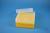 EPPi® Box 70 / 7x7 Löcher, gelb, Höhe 70-80 mm variabel, alpha-num....