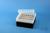 EPPi® Box 70 / 8x8 Löcher, schwarz, Höhe 70-80 mm variabel, alpha-num....