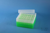 EPPi® Box 70 / 8x8 Löcher, neon-grün, Höhe 70-80 mm variabel, alpha-num....