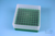 EPPi® Box 75 / 9x9 Fächer, grün, Höhe 75 mm fix, alpha-num. Codierung, PP....