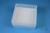 EPPi® Box 75 / 9x9 Fächer, weiss, Höhe 75 mm fix, alpha-num. Codierung, PP....
