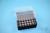 EPPi® Box 75 / 7x7 Löcher, schwarz, Höhe 75 mm fix, alpha-num. Codierung, PP....