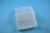 EPPi® Box 75 / 7x7 Löcher, transparent, Höhe 75 mm fix, alpha-num. Codierung,...